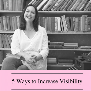 5 ways to increase visibility, free content marketing resource