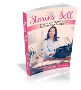 Stories Sell Book Cover