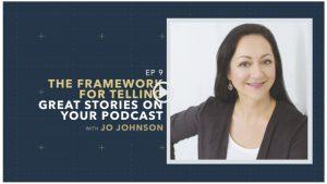Charley Valher Business of Podcasting episode